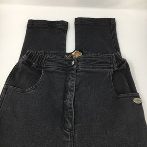 Harley Davidson vintage 80's high waist jeans 4/6